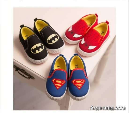 انواع کفش بچه گانه