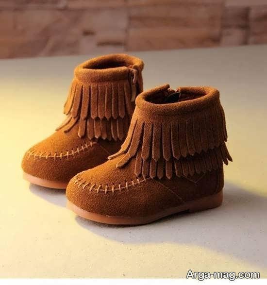 مدل کفش بچه گانه پسرانه شیک