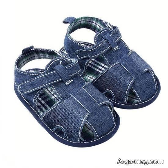 کفش تابستونی بچه گانه و پسرانه