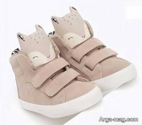 کفش مدل عروسکی بچه گانه