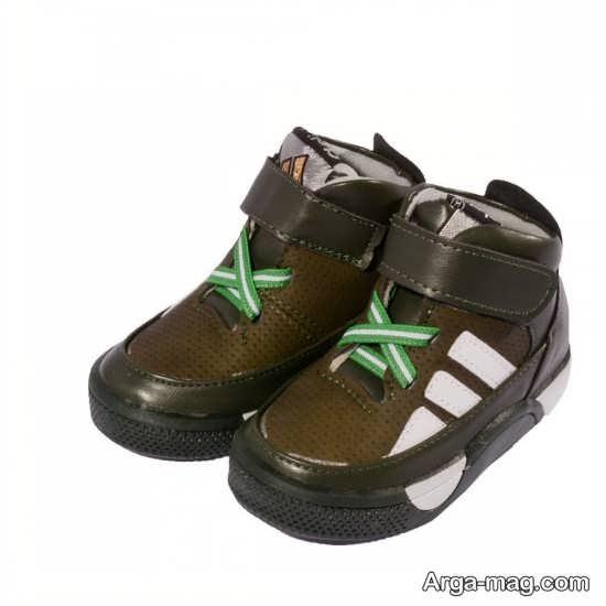 کفش پسرانه مدل کوهنوردی