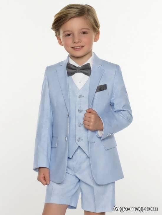 kids boys 10 - مدل کت و شلوار بچه گانه برای مهمانی ها