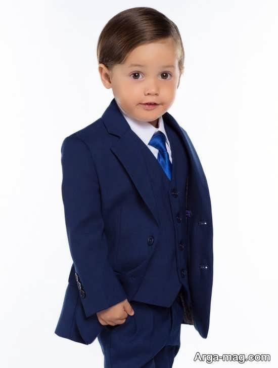 kids boys 11 - مدل کت و شلوار بچه گانه برای مهمانی ها