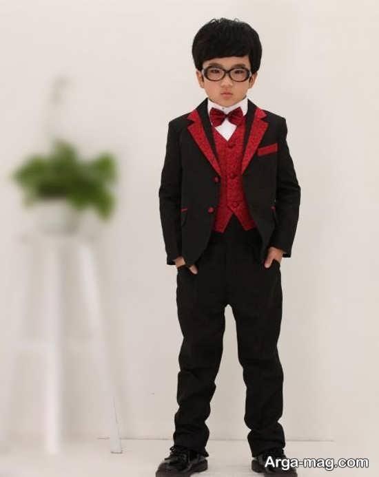 kids boys 14 - مدل کت و شلوار بچه گانه برای مهمانی ها