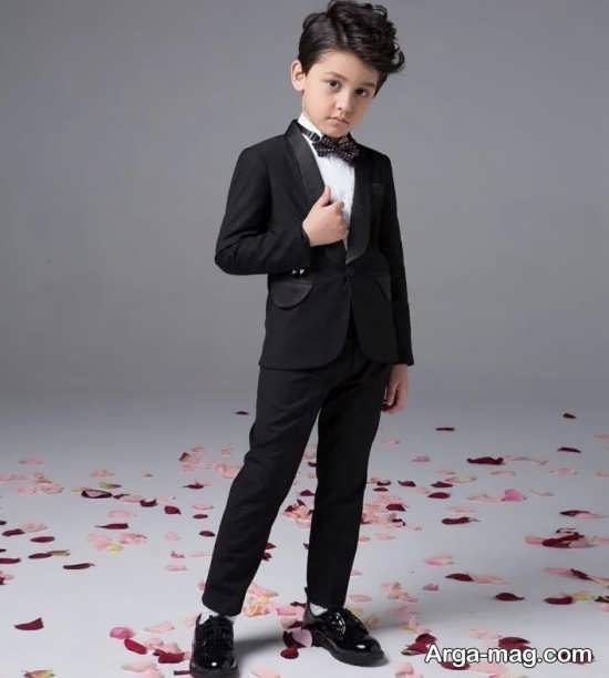 kids boys 21 - مدل کت و شلوار بچه گانه برای مهمانی ها