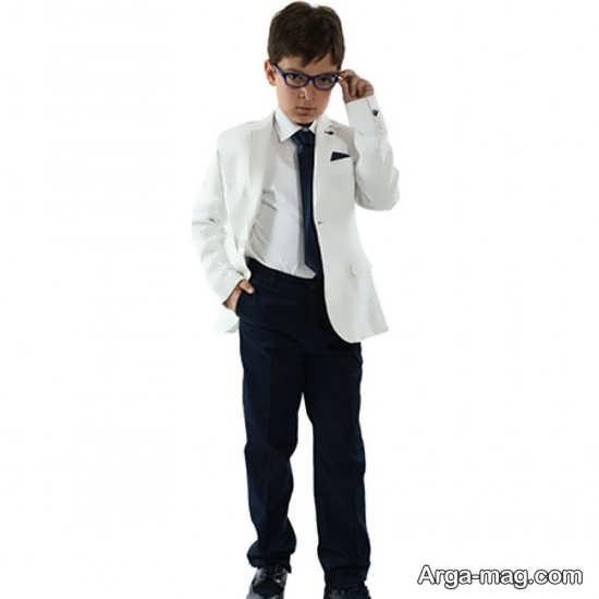 kids boys 4 - مدل کت و شلوار بچه گانه برای مهمانی ها