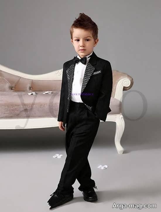 kids boys 6 - مدل کت و شلوار بچه گانه برای مهمانی ها