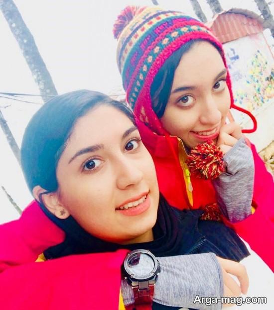 عکس های جدید کیمیا علیزاده