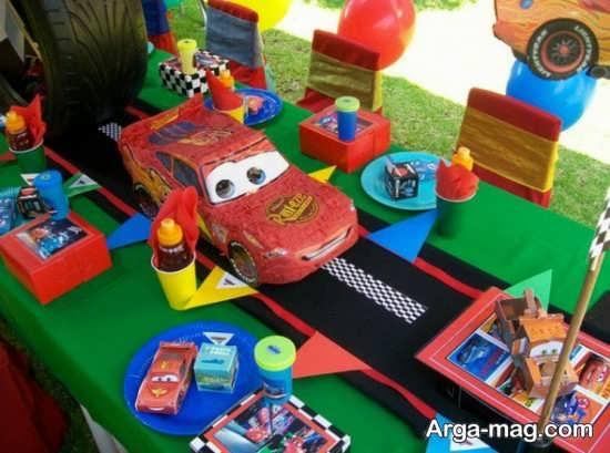 تم تولد ماشین مک کوئین