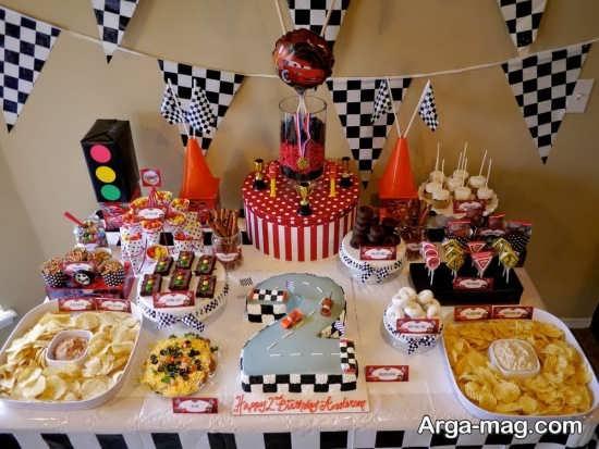 ایده تزیین جشن تولد کودک