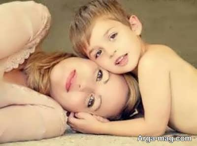 رابطه مادر و پسر