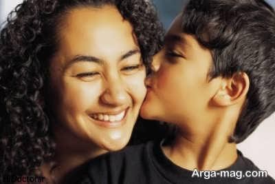 تقویت ارتباط مادر و پسر