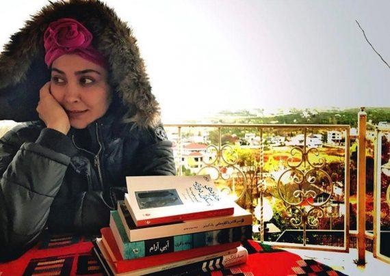 عکس های شخصی منتشر شده از مریم معصومی در شیراز