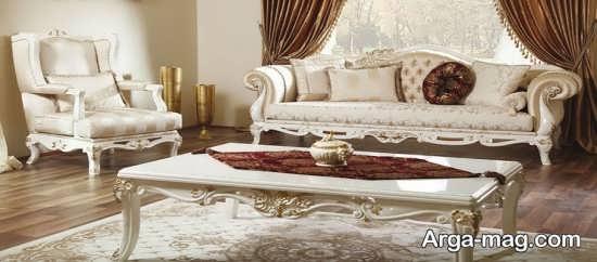 مدل مبل جدید برای نشیمن
