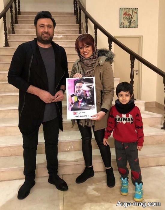 محمد علیزاده در بهمن 96