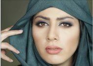 گریم جالب مونا فرجاد در نمایش شیرهای خان بابا سلطنه
