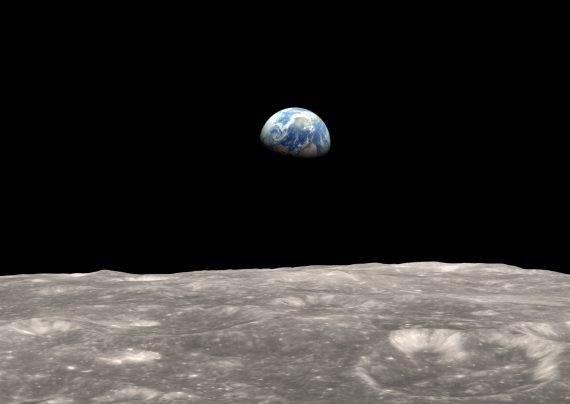 ارسال گیاهان و حشرات به ماه در سال ۲۰۱۸ توسط چین