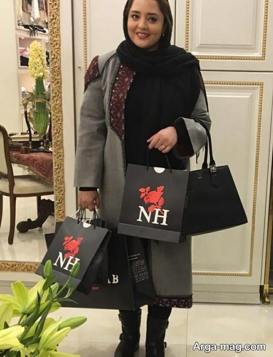 نرگس محمدی بازیگر سینما و تلویزیون ایران