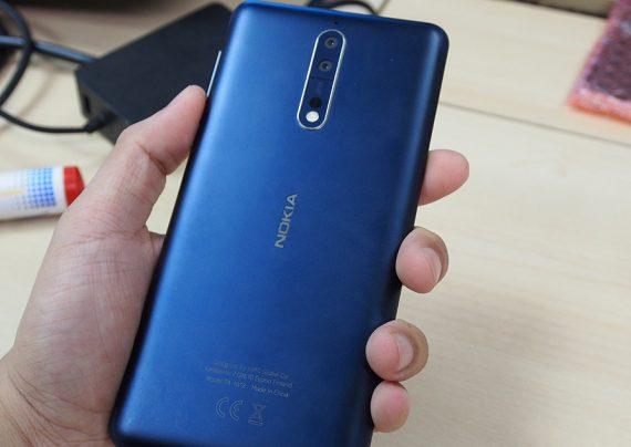 ارائه موبایلی با دوربین 5 گانه توسط شرکت نوکیا