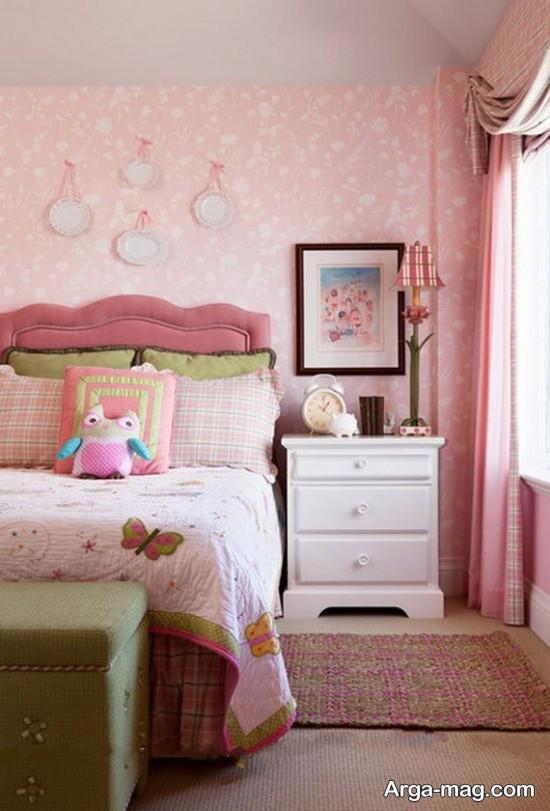 طراحی مناسب فضای کوچک اتاق