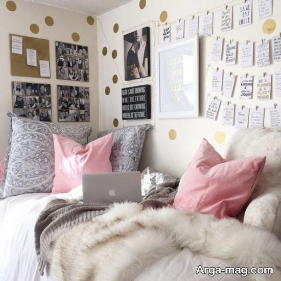 طراحی اسپرت اتاق دخترانه