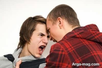 آگاهی از علل پرخاشگری نوجوان
