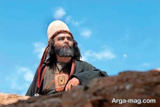 رضا رویگری در سریال مختار نامه