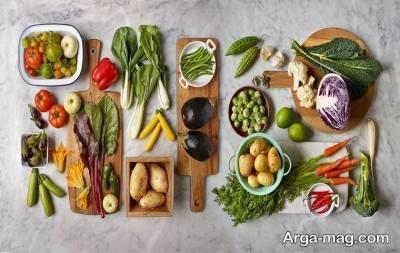 برنامه رژیم گیاه خواری 21 روزه