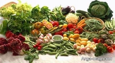 برنامه رژیم لاغری گیاه خواری و مزایا و مضرات آن