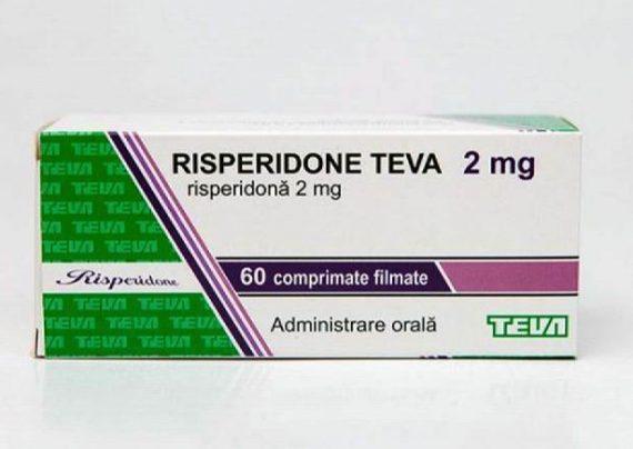 اطلاعات دارویی ریسپریدون