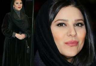 عکس های جدید همسر سابق رامبد جوان در جشن فیلم ساخت ایران 2