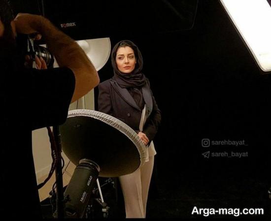عکس های جدید خانم ساره بیات