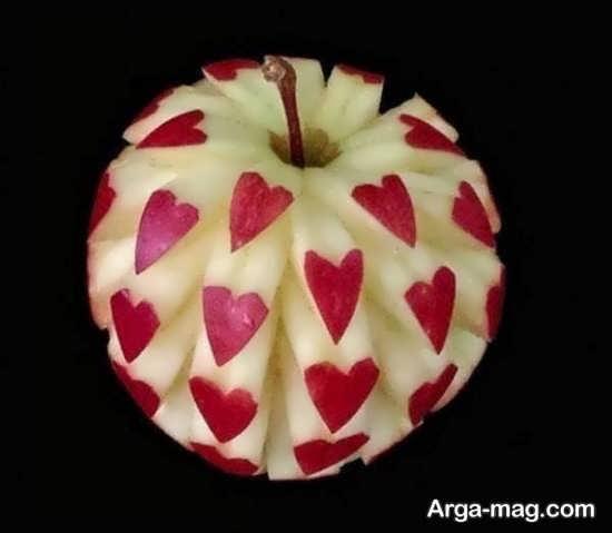 میوه آرایی با ایده بکر