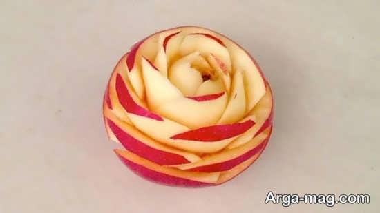 میوه آرایی طرح گل