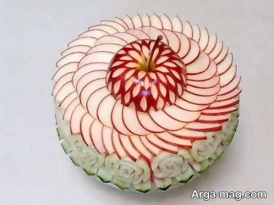 سیب آرایی فوق العاده زیبا