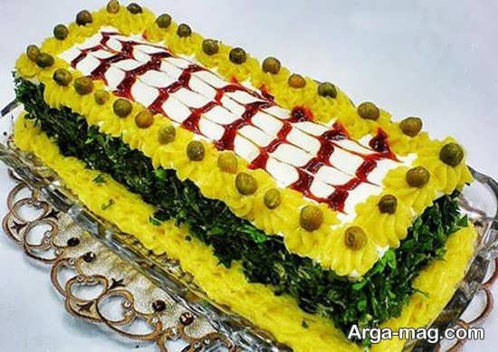 دیزاین فوق العاده غذا