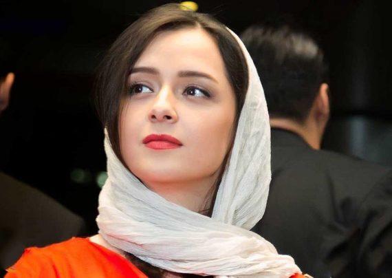 ترانه علیدوستی و گلاره عباسی در پشت صحنه شهرزاد 3