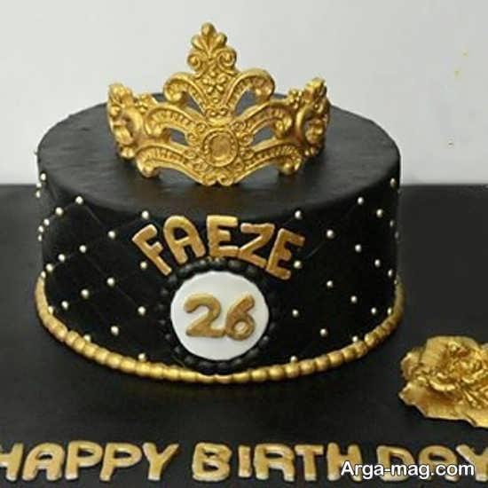 تزئین فوق العاده کیک با تم