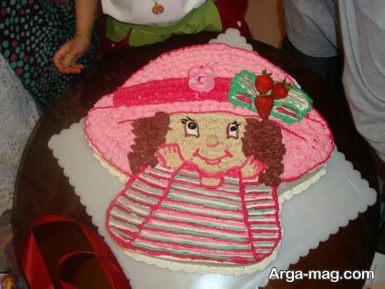 کیک مخصوص با تم خاص