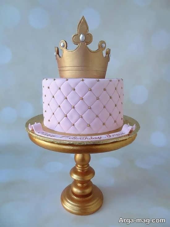 کیک تولد با تم جالب