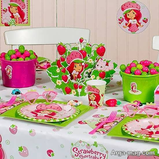 strawberry birthday supplies - 470×470
