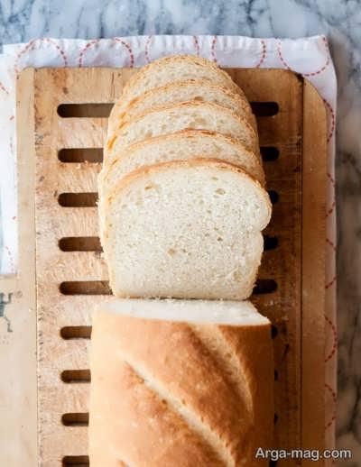 دستور تهیه نان تست خانگی