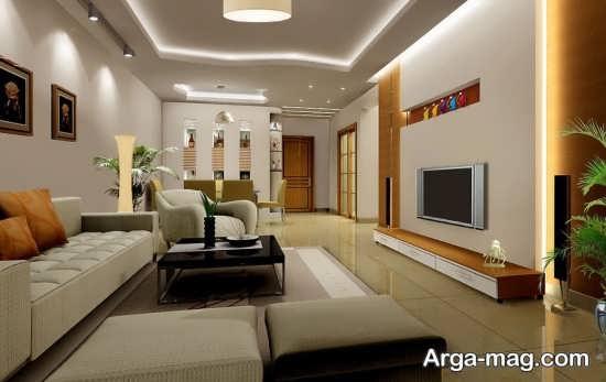 طراحی جدید دکور منزل