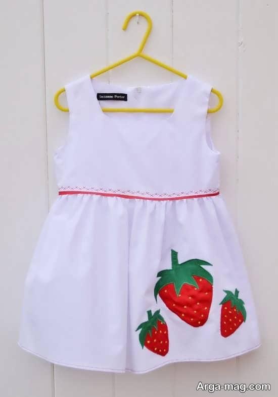 Applique on clothing 2 - مدل های تکه دوزی روی لباس با طرح های جدید و شیک