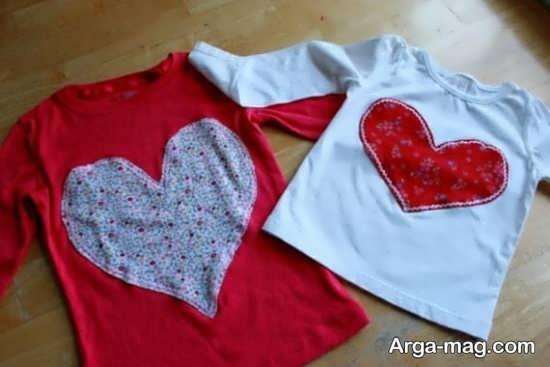 Applique on clothing 4 - مدل های تکه دوزی روی لباس با طرح های جدید و شیک