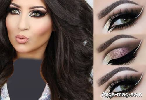 مدل آرایش چشم زنانه