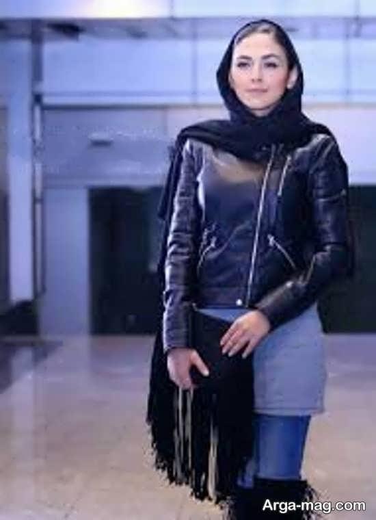هنرمند زیبا هدی زین العابدین
