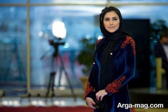 هدی زین العابدین در جشنواره فجر