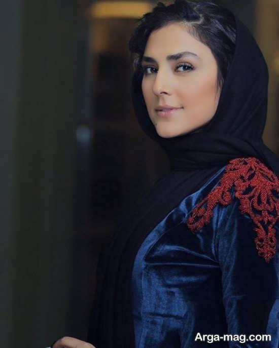 هدی زین العابدین بازیگر