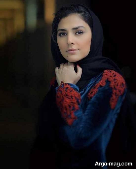 هدی زین العابدین و شیک پوشی اش